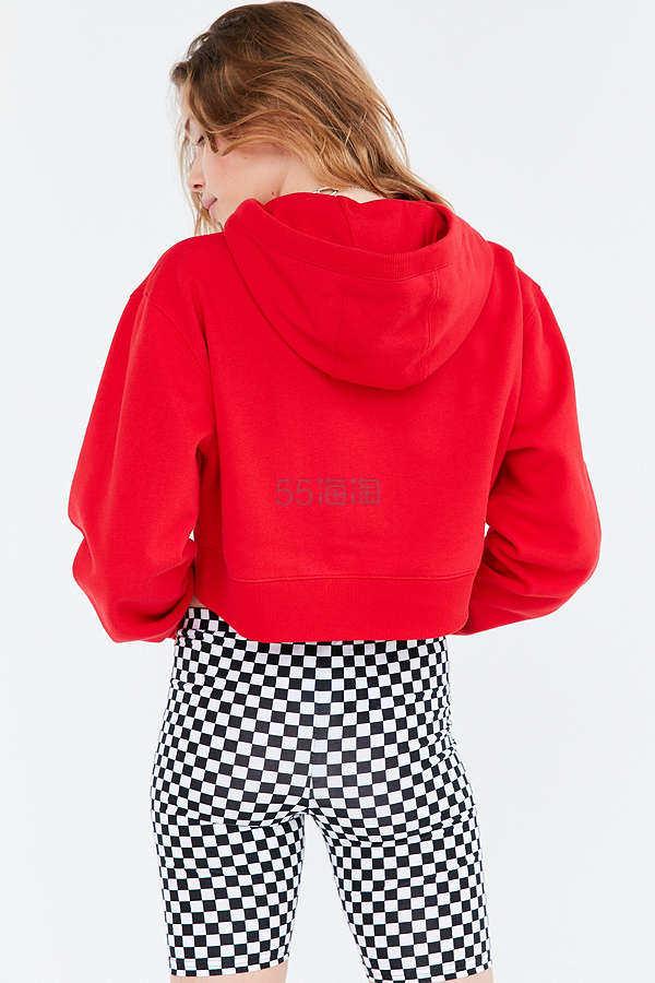 Vans & UO 合作款 不规则女士卫衣 $29.99(约217元)