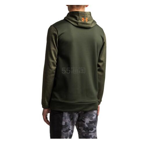 【码全!】Under Armour 安德玛 Storm Armour Fleece 男士连帽卫衣 $29.99(约210元)