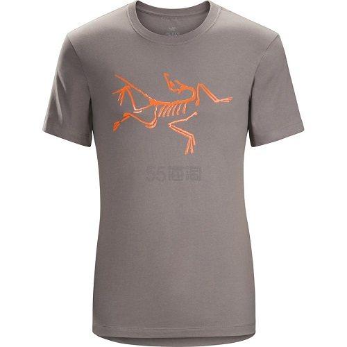 Arc'teryx 始祖鸟 Arc'word T-Shirt 男款棉质短袖T恤 .3(约198元)