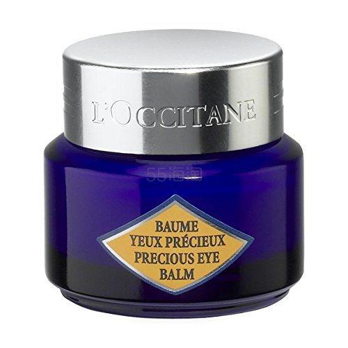 【中亚Prime会员】L'Occitane 欧舒丹 蜡菊修护眼霜 15ml 到手价283元