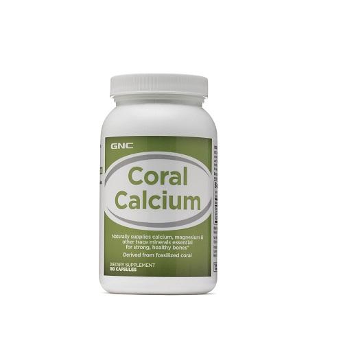 【55专享】超值好价!GNC 健安喜 天然珊瑚钙 180粒 .99(约65元)
