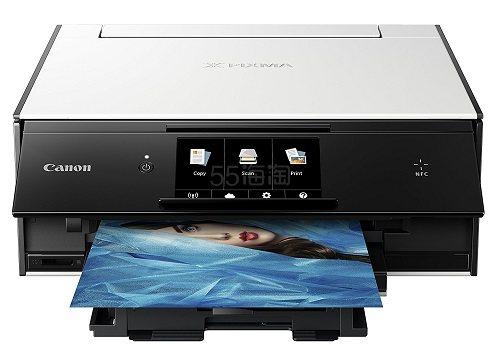 史低价!【中亚Prime会员】Canon 佳能 TS9020 无线喷墨打印复印扫描一体机 到手价969元