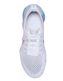陈碧珂、何穗倾情演绎 Nike Air VaporMax Flyknit 2017年秋季新品 女士运动鞋 蓝白金 $189.99(约1376元)
