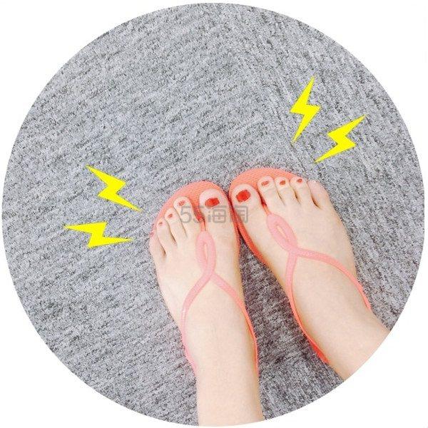 【5姐晒单】法国亚马逊—我要背着火到天际的迷你包,做一个时髦的拖鞋精