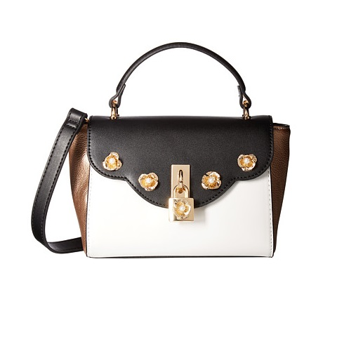 【美亚直邮】Aldo 奥尔多 Badesse 花朵珍珠锁头手提包 $23.34(约169元)