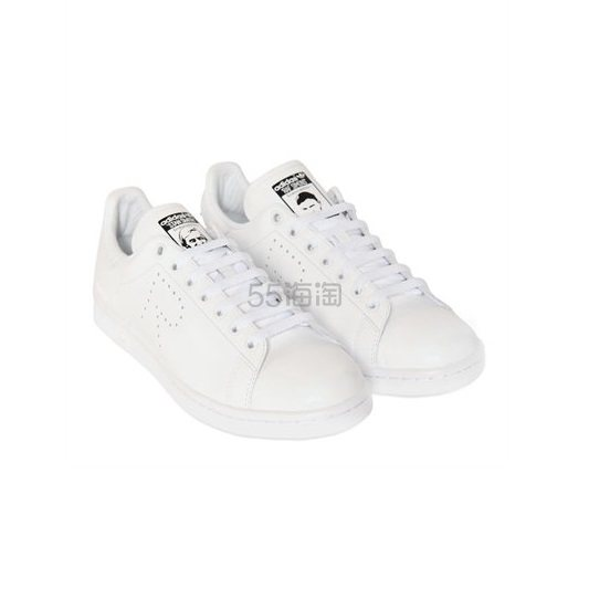 "Adidas By Raf Simons ""Stan Smith"" R字款小白鞋"