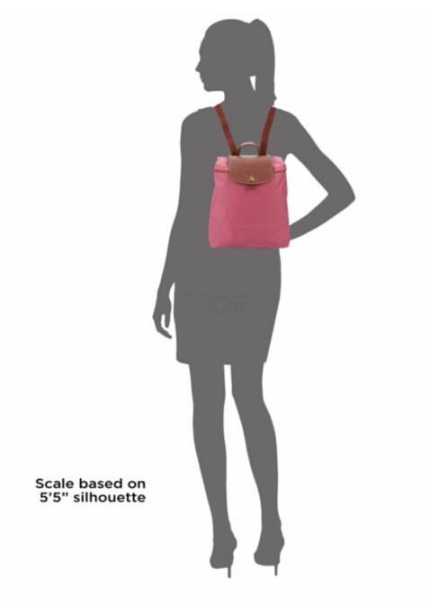 【美境免邮!】Longchamp 珑骧 Pliage 女士可折叠尼龙双肩包