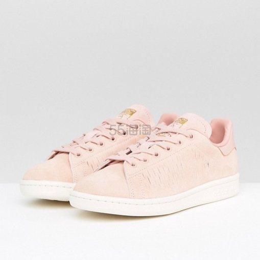 【免费直邮中国!】adidas 阿迪达斯 Originals Haze Coral Stan Smith 女士休闲运动鞋