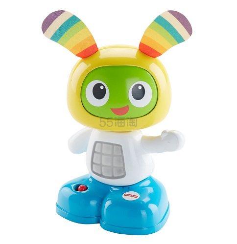 【中亚Prime会员】Fisher-Price 费雪 BeatBo 益智跳舞机器人玩具 迷你版