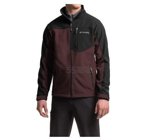 Columbia Sportswear 哥伦比亚 Prime Peak 男士软壳夹克