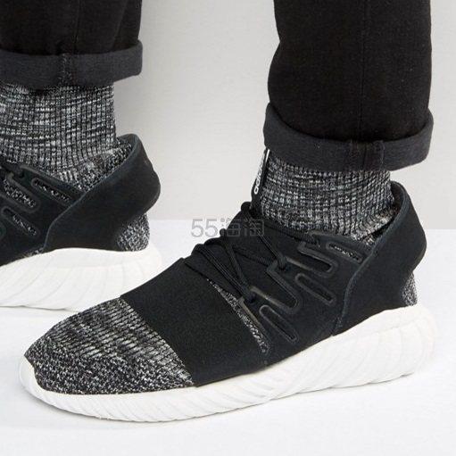 【最高可立减$100!】Adidas Originals 三叶草 Tubular Doom 男士休闲运动鞋