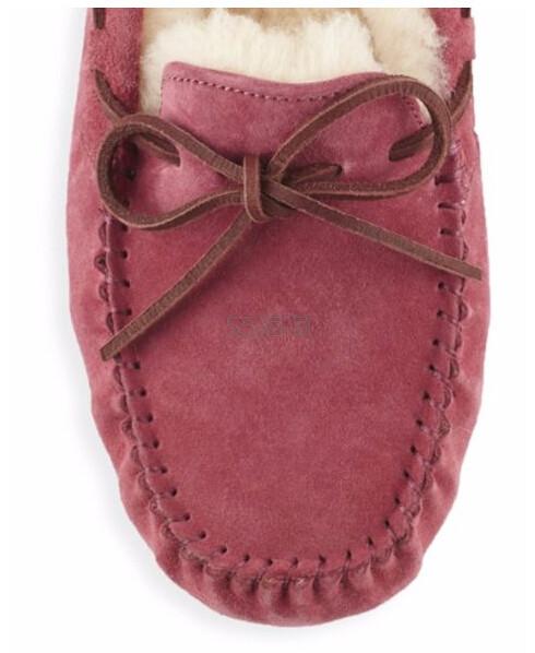 UGG Australia Dakota 女士羊毛豆豆鞋