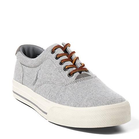 【断码福利!】Ralph Lauren 拉夫·劳伦 男款时尚休闲运动鞋 2色选