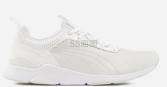 【好价!尺码全】Asics 亚瑟士 Gel-Lyte 男士白色运动鞋