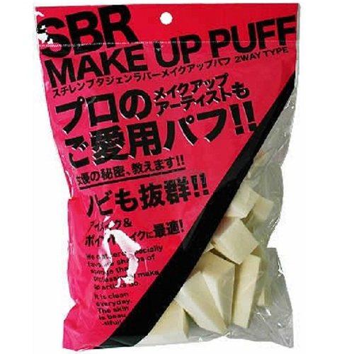 【中亚Prime会员】 SBR 化妆海绵粉扑 三角形 30个装