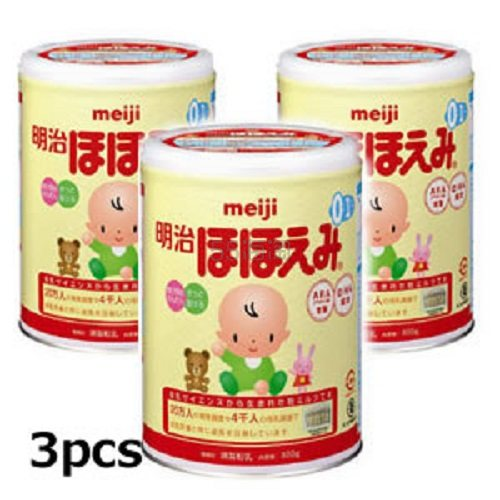 【日本乐天国际】Meji 明治一段奶粉 800g*3罐