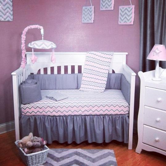 【立减8美元+免邮】American Baby Company 美国婴儿公司 100%棉质高级密织婴儿床床单 71*132*23cm