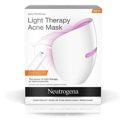 【中亚Prime会员】Neutrogena 露得清 电子面膜祛痘光疗仪