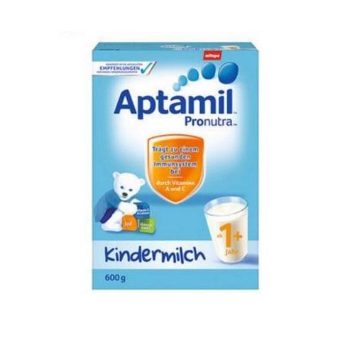 【好价】Aptamil 爱他美幼儿配方奶粉 1+段 1岁以上 600g