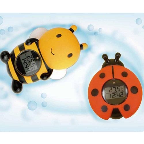 【日本亚马逊】 小蜜蜂 宝宝洗澡水水温计
