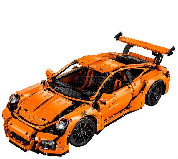 【双十一大促!免费直邮中国】LEGO 乐高 科技旗舰 保时捷911 GT3 RS 42056