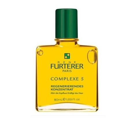 【立减3欧+免邮】Rene Furterer 馥绿德雅 Complexe 5 5号皇牌精华油 50ml