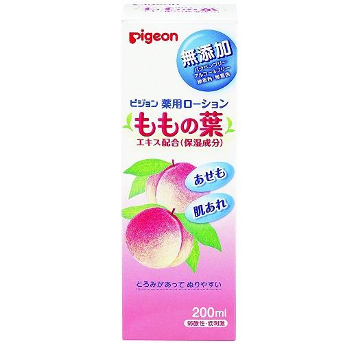 【日本亚马逊】 pigeon 贝亲 桃子水 200ml