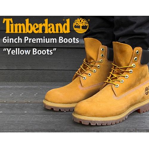 周三支付宝5%折扣!【日本乐天国际】Timberland 6 Inch Premium 男款马丁靴