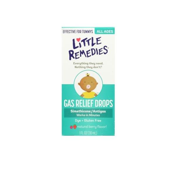 【立减$5+免邮】Little Remedies 西甲硅油滴剂 30ml
