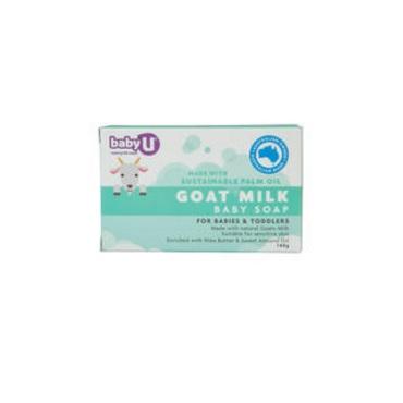 【买一送一】BabyU 羊奶婴儿皂 100g