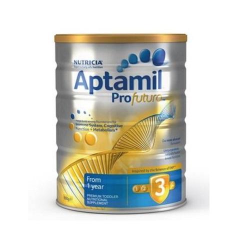 【立减12澳】Aptamil 澳洲爱他美 白金装婴幼儿配方奶粉 3段 1-3岁 900g