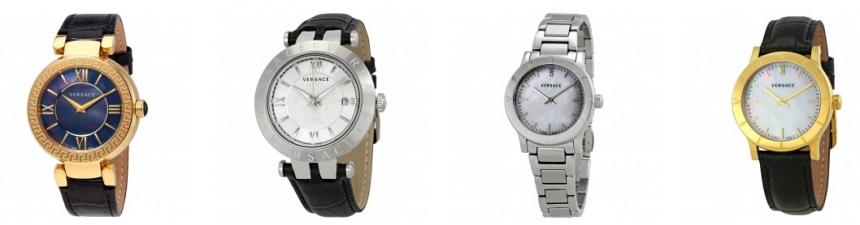 【55专享】Jomashop:Versace 范思哲 多款精美手表专场大促
