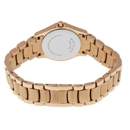 【55专享】Movado 摩凡陀 Masion 系列 0607076 时尚女士钻石手表