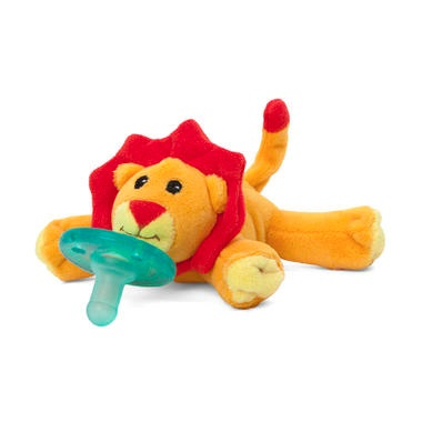 【立减$5+免邮】Wubbanub 婴儿布偶安抚奶嘴 小狮子