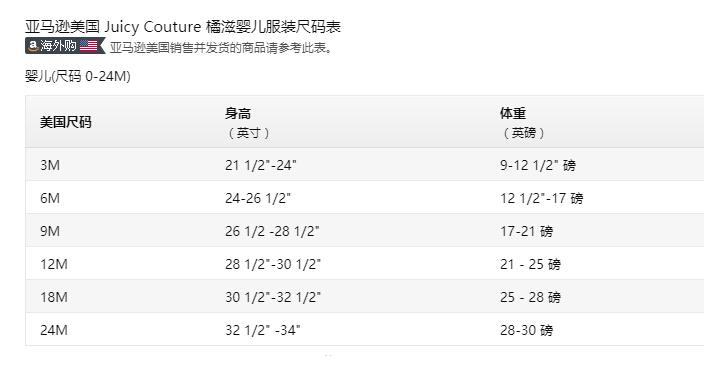 【中亚Prime会员】Juicy Couture 橘滋 女童连帽套装 珊瑚色