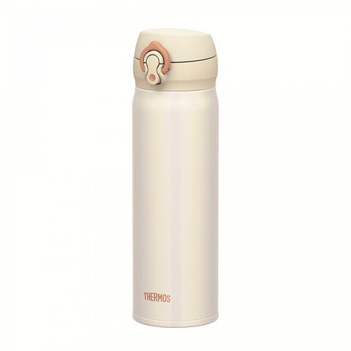 【中亚Prime会员】Thermos 膳魔师 真空不锈钢保温杯 JNL-502-PRW 500ml 白色