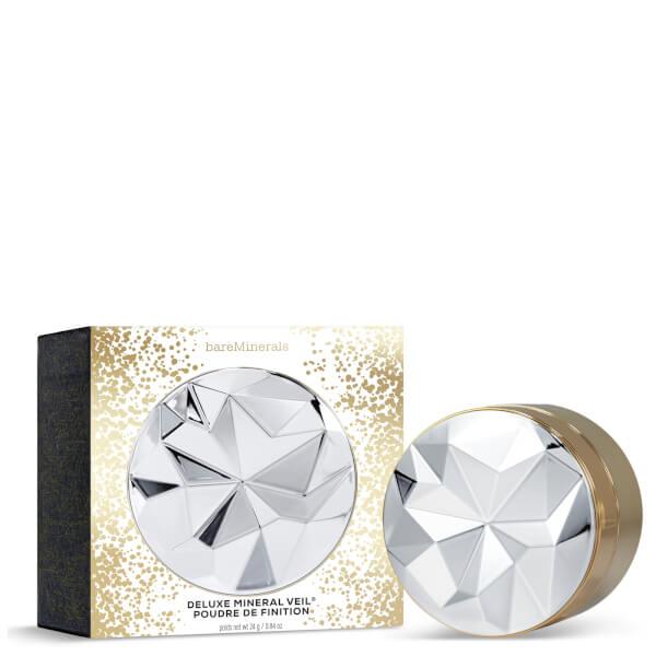 价值£58!BareMinerals 限量钻石限量定妆蜜粉