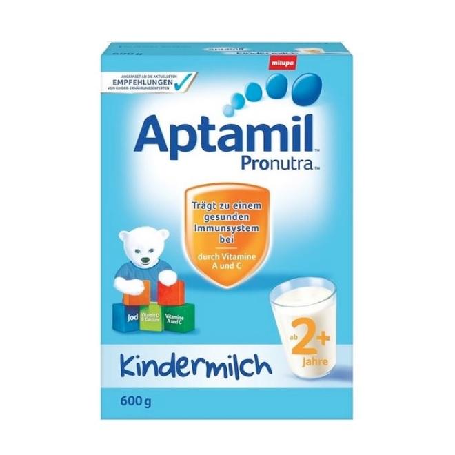 【立减5欧】Aptamil 爱他美 幼儿配方奶粉2+ 600g