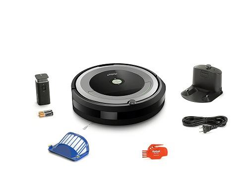 【美亚自营】iRobot Roomba 690 家用扫地机器人