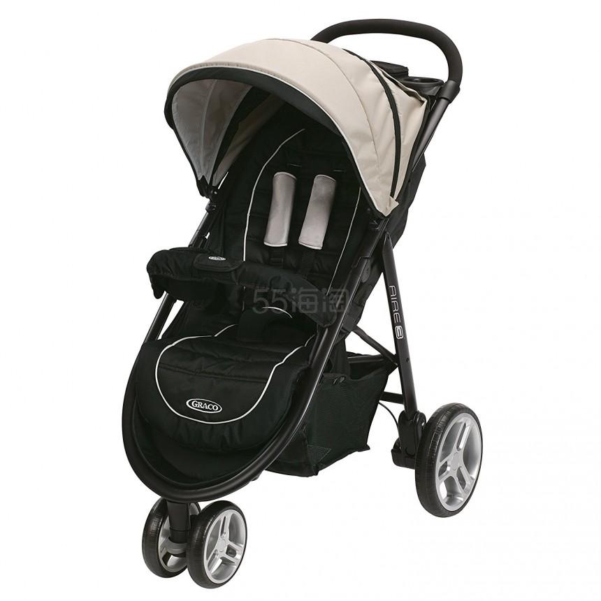 【中亚Prime会员】Graco 葛莱 Aire3 扣式连接婴儿推车