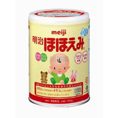 信用卡最高20%积分【日本乐天国际】明治一段奶粉 800g