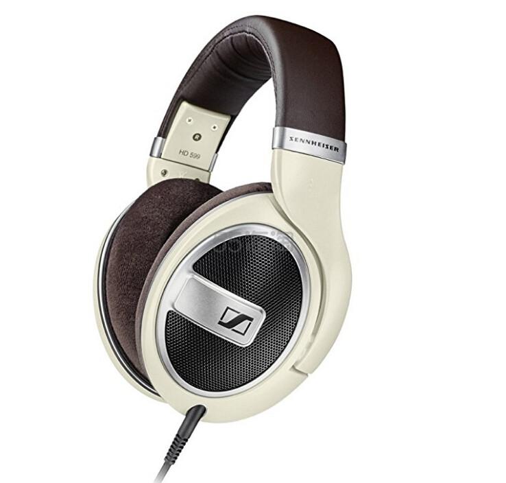 好声毋庸置疑!【德亚直邮】Sennheiser 森海塞尔 HD599 开放式头戴耳机