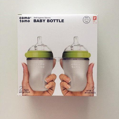 【黑五晒单】BabyHaven:Comotomo 可么多么奶瓶等