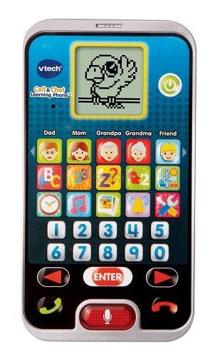 【中亚Prime会员】VTech 伟易达 Call & Chat系列 儿童学习电话