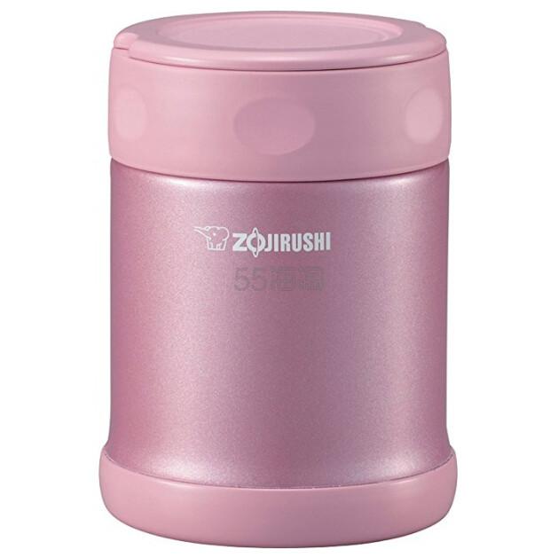 【美亚自营】Zojirushi 象印 不锈钢高真空保温焖烧杯 SW-ED35-PA 350ml 粉色