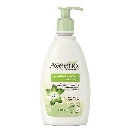 【中亚Prime会员】Aveeno 艾维诺 保湿滋润身体乳 354ml*3瓶装