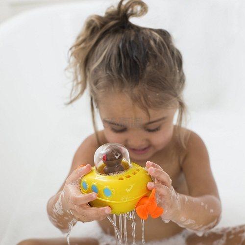 【中亚Prime会员】Skip Hop 儿童洗澡玩具 可爱动物园猴子潜水艇