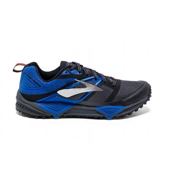 Brooks 布鲁克斯 Cascadia 12 男士越野跑鞋
