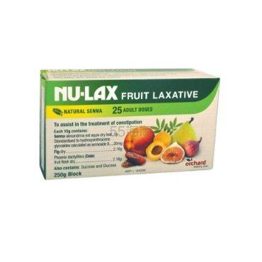 【立省12澳】Nu-Lax 乐康膏 天然排毒养颜纤维果蔬泥 250g