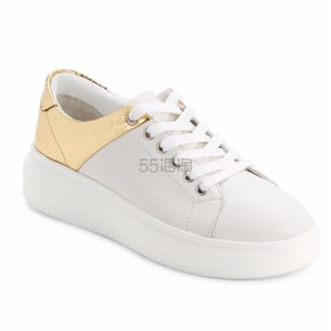 【麦昆平价款!】J/SLIDES Dania 金尾厚底运动鞋